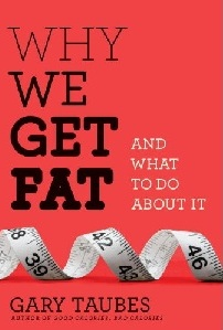 "Book cover for Gary Taubes' ""WHy We Get Fat"""